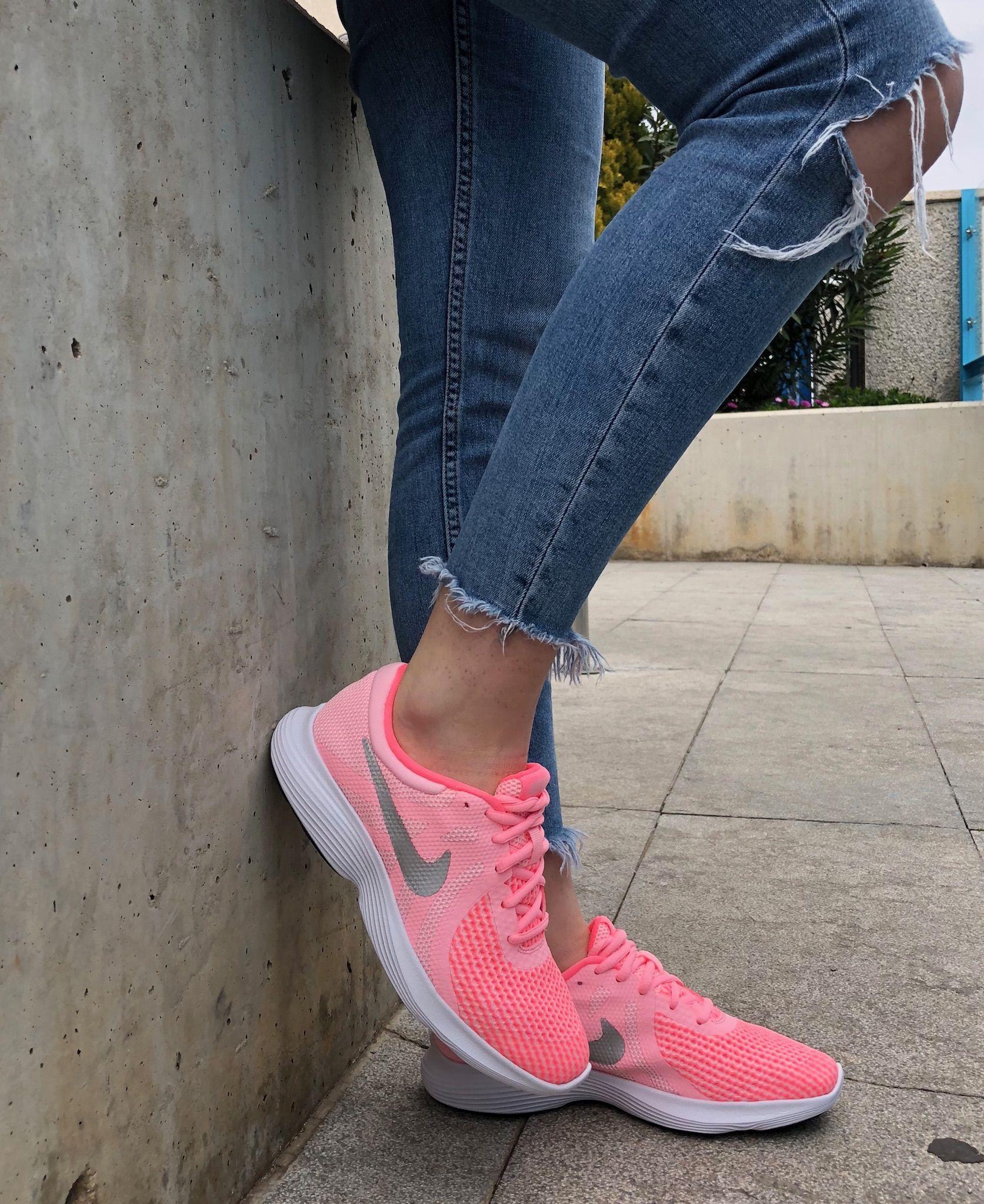 zapatillas nike mujer revolution 4
