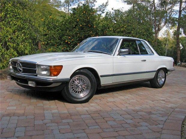 1980 Mercedes Benz 500slc 2 Door Coupe Car Pictures Mercedes Benz Benz Coupe Cars