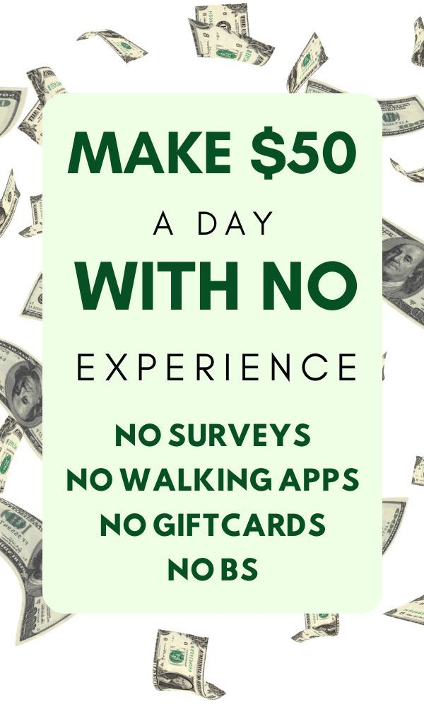 Make 50 A Day With This Easy Online Business Make Money Online