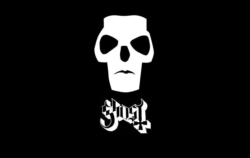 Ghost Wallpaper By Theexkaiser Ghost En 2019 Bandas