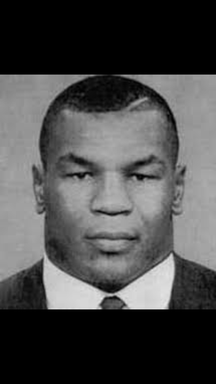 Pin On Mike Tyson Hairstyles