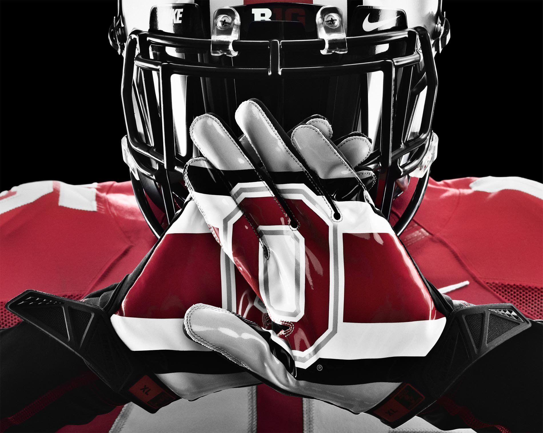 Ohio State Buckeyes College Football Poster Wallpaper 1900x1514 592664 Ohio State Buckeyes Poster Ohio State Buckeyes Football Ohio