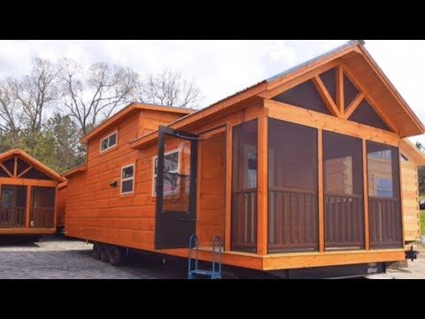 Pleasing Ruths 399 Sq Ft Park Model Tiny House For Sale Nc Download Free Architecture Designs Remcamadebymaigaardcom