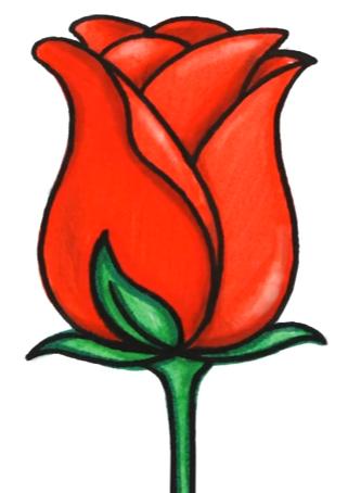 Pin De Joselyn En Dibujos Fáciles Bonitos Blumen Zeichnen