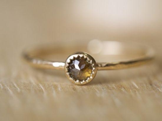 願い事のリング Olive - lily & co. jewelry