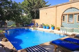 moroccan pool - Google Search
