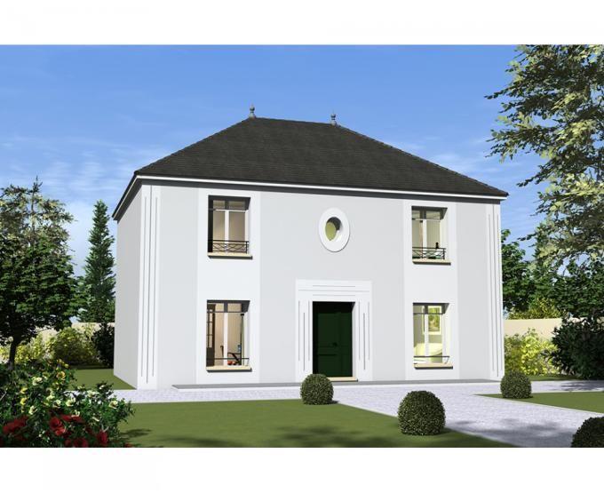 La Vendôme 140 est une parfaite interprétation moderne d\u0027un - Modeles De Maisons Modernes