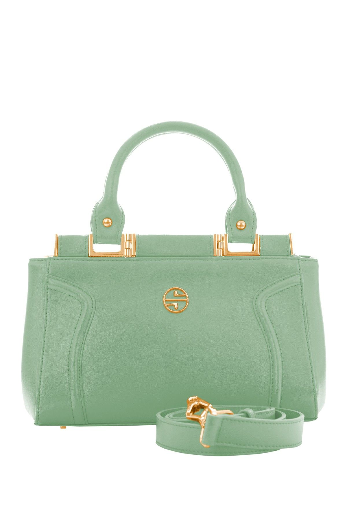 fa91237e757 Segolene En Cuir bag   by Petite Mattie Satchel Encanta