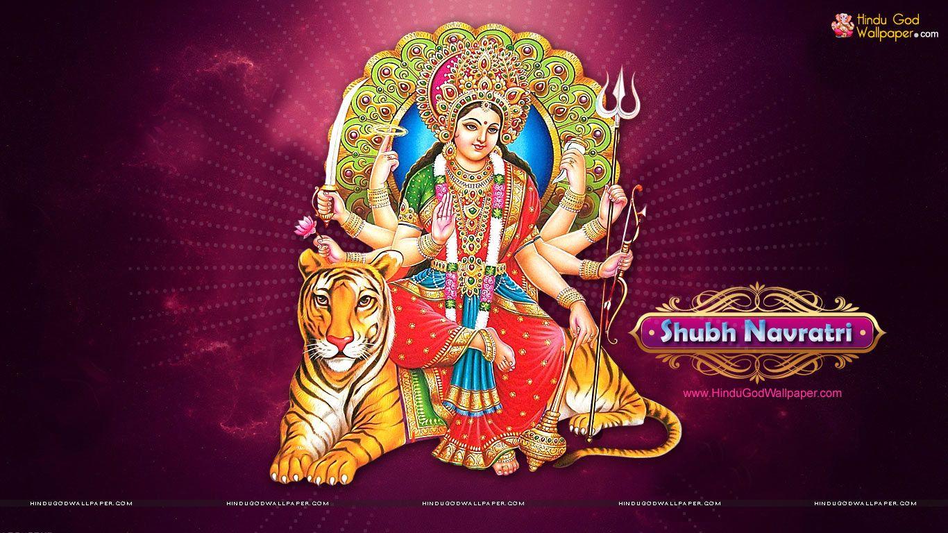Wallpaper download navratri - Navratri Maa Durga Wallpapers Image Pics Free Download
