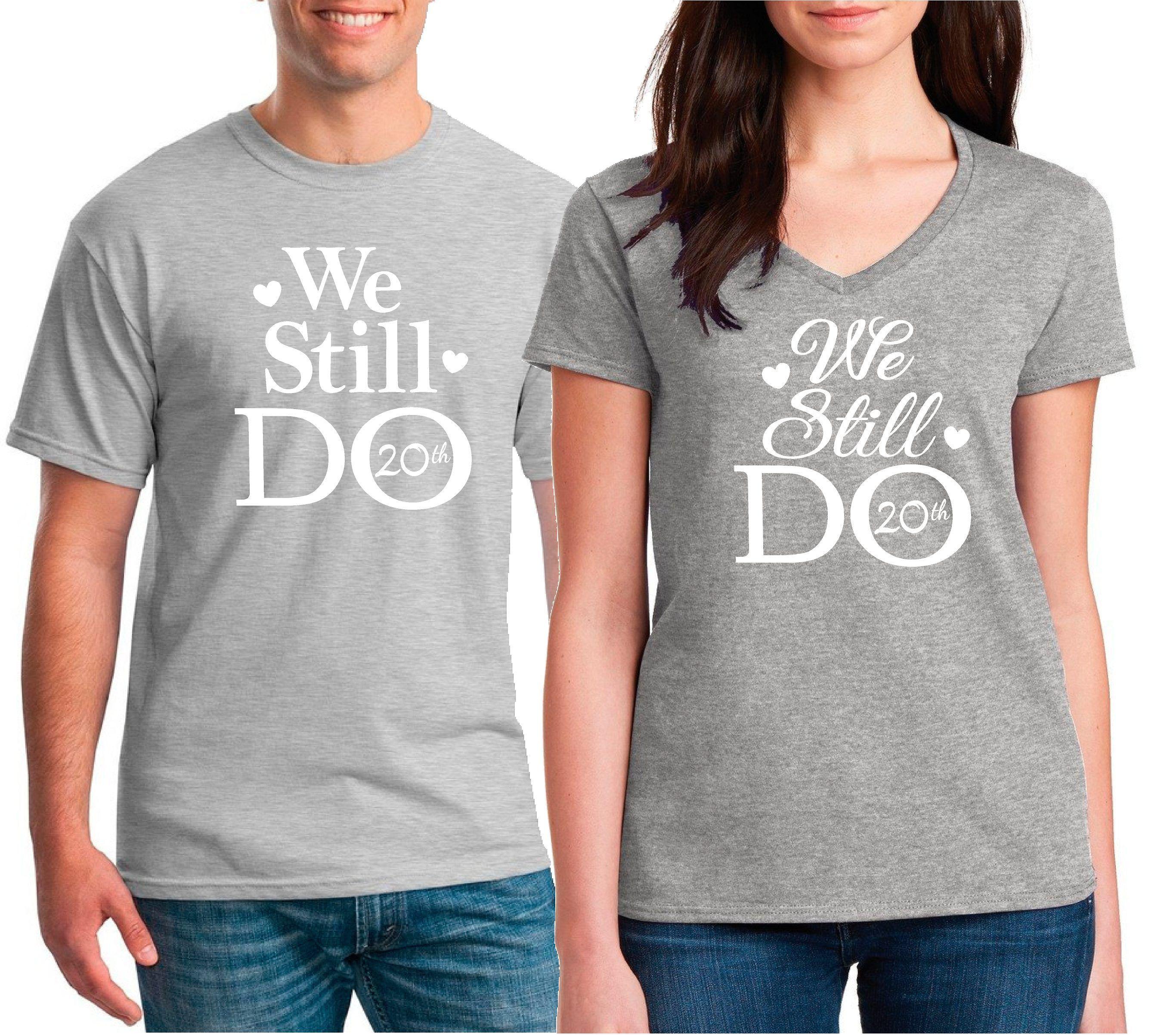 Wedding Anniversary T Shirts Our T Shirt Shack Couple Shirts Anniversary Shirt 40th Anniversary Shirts