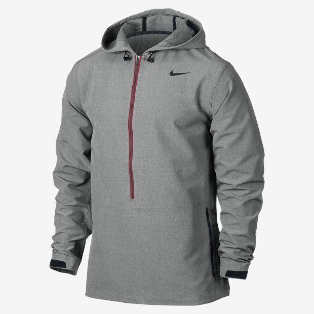 3/4 nike hoodie