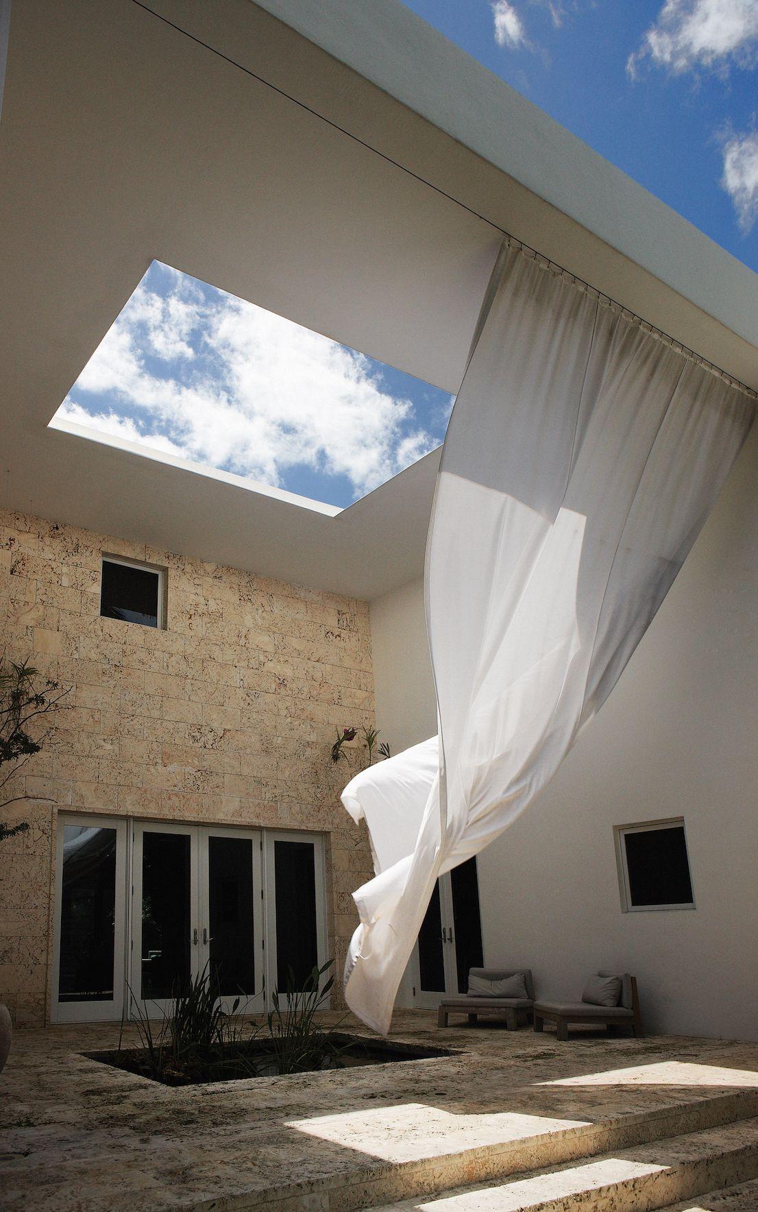 Villa allegra miami beach scene arquitectura for Case bellissime esterni