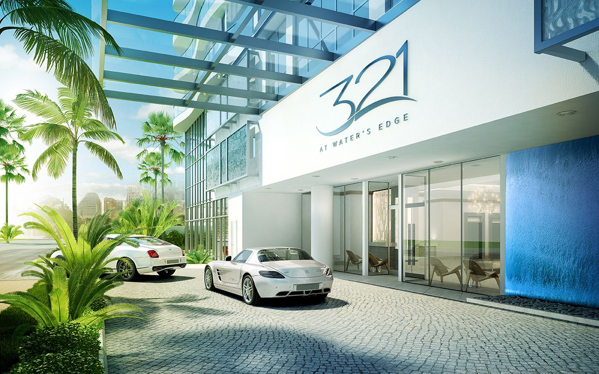321 At Wateru0027s Edge Is An Exclusive Collection Of Just 23 Waterfront  Residences That Features Three Luxury Penthouses With Private Rooftop  Living.