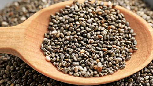 فوائد بذور الشيا هتخليكي تستخدميها Black Peppercorn Chia Seeds Seeds