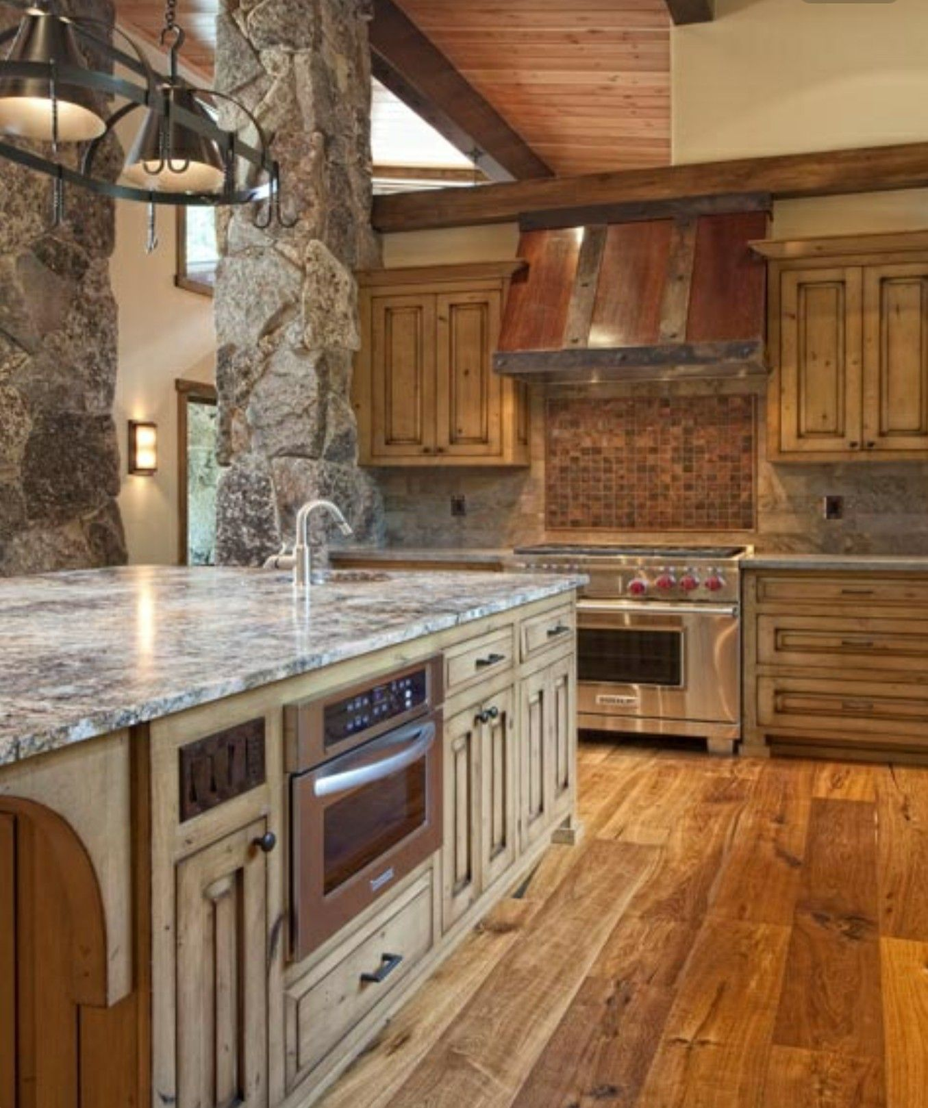 Pin By Tina Owen On Kitchen In 2019 Cottage Kitchen Cabinets