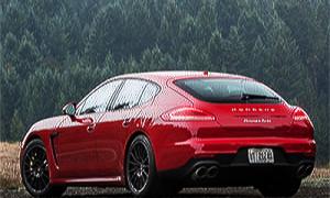 2014 Porsche Panamera – The Great Gatsby