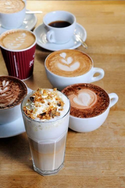 Café é bom de qualquer jeito. ;)