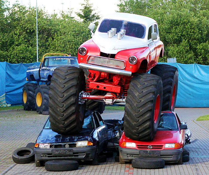 Image result for fiat monster truck