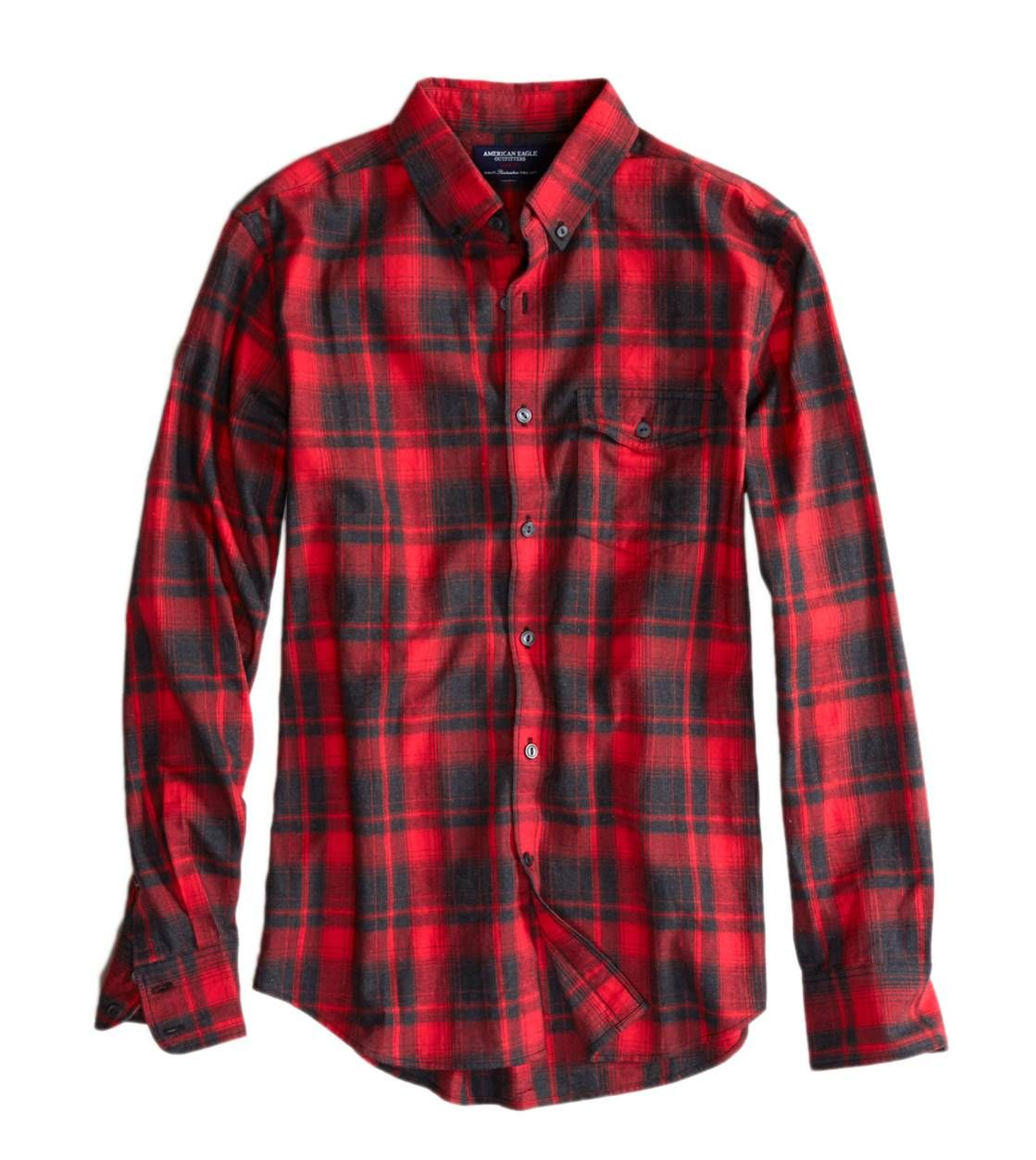 Red flannel shirts  AE Epic Flannel Shirt  Teen Boy Christmas List  Pinterest