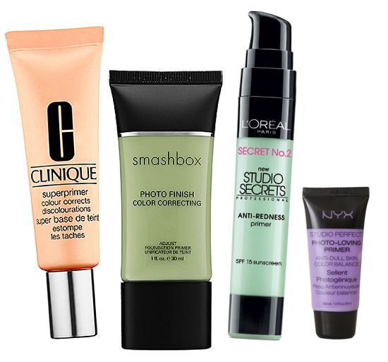 Color Correction 101: How to Use That Green Concealer