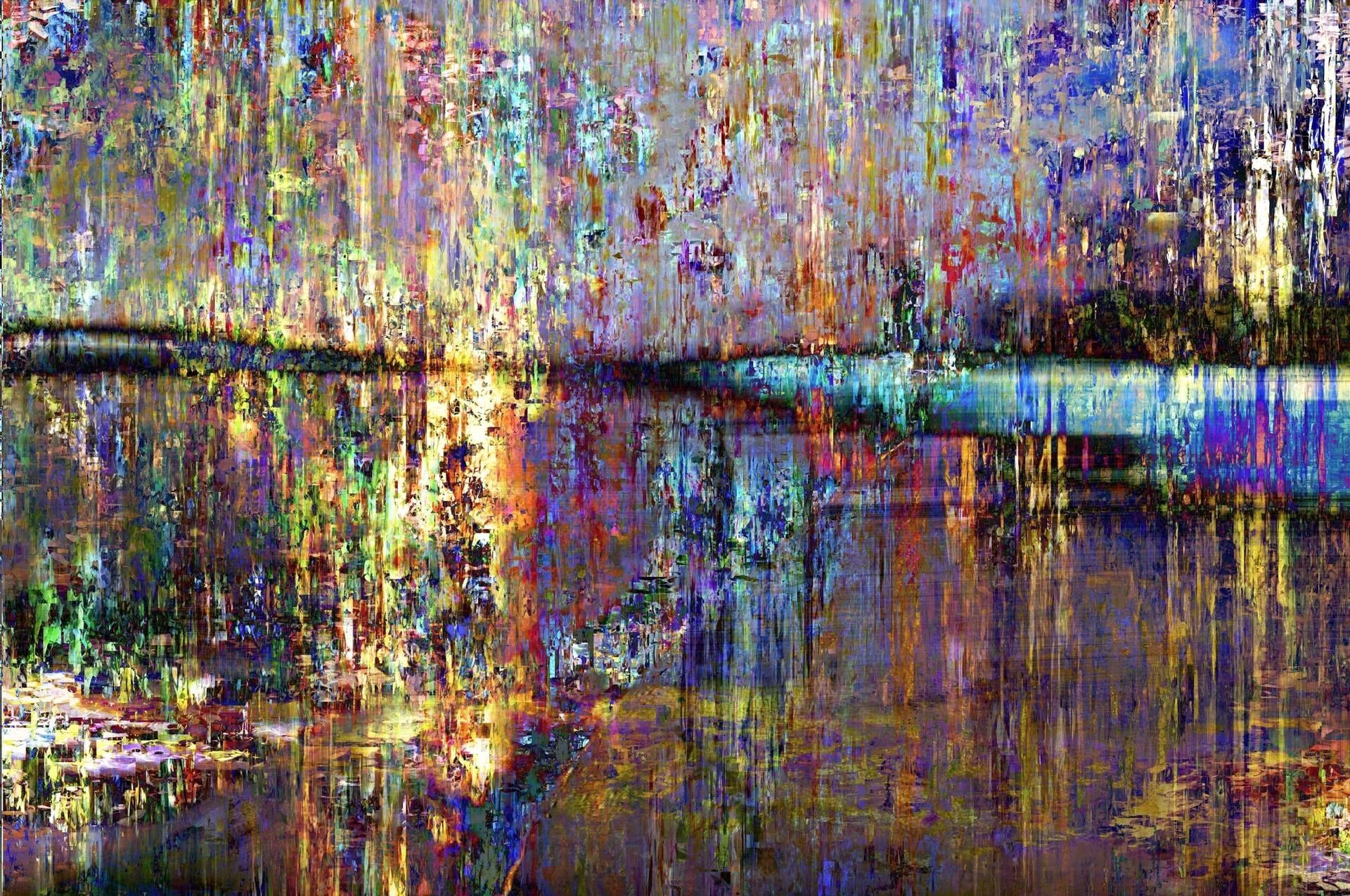 "Saatchi Art Artist: Yoel Tordjman; Acrylic 2011 Painting ""first rain"""
