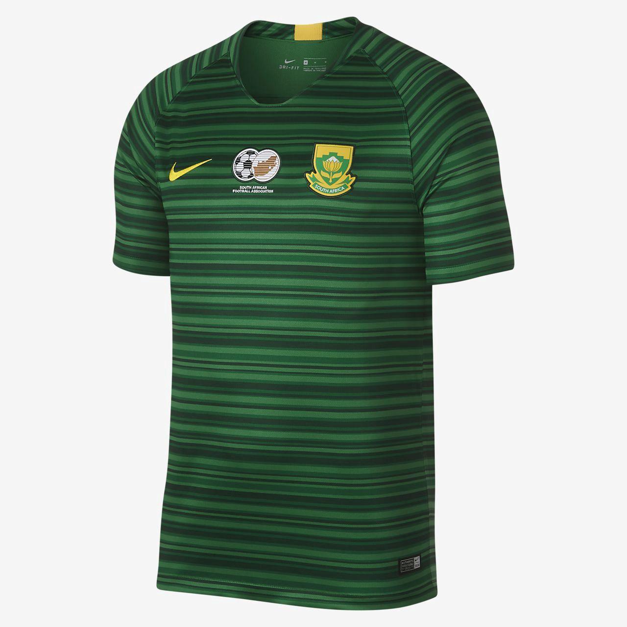 Nike 2018 South Africa Stadium Away Men s Soccer Jersey - L ... 417450e5f