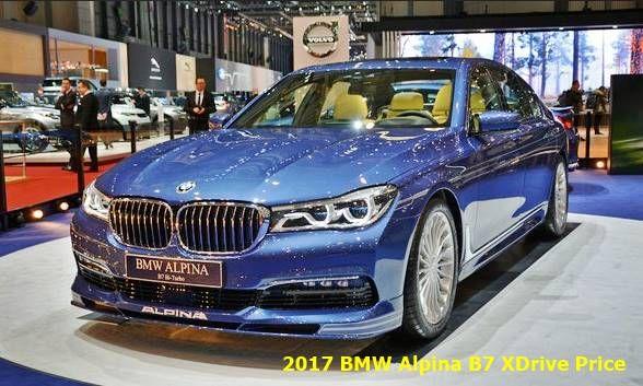 BMW Alpina B XDrive Price BMW Series Pinterest BMW - 2018 bmw 7 series alpina b7