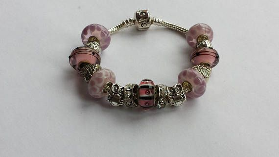 bracelet style pandora argent