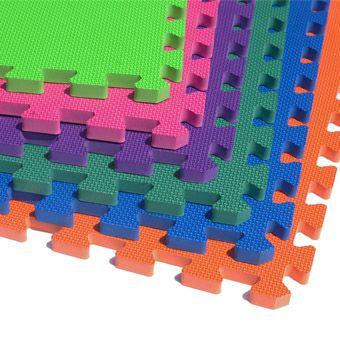 Foam Interlocking Mats For Kids In 2020 Foam Mat Flooring Kids Foam Mats Interlocking Floor Mats