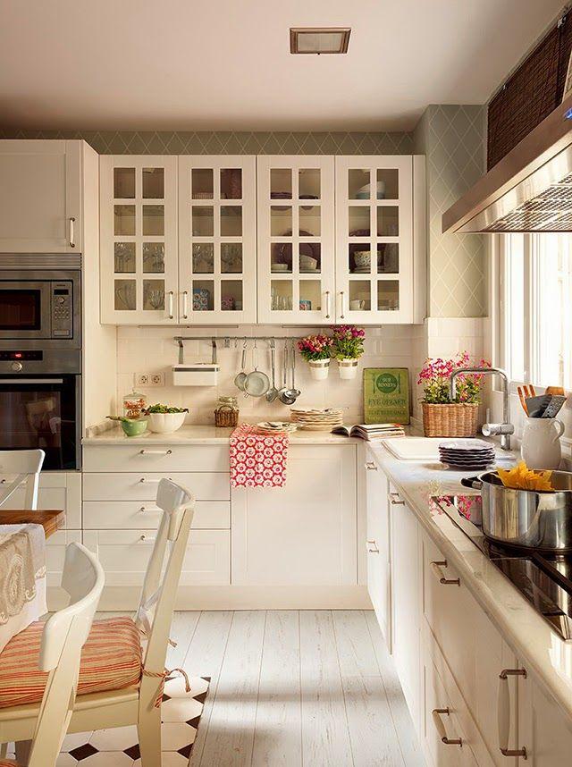 Ideas Deco Decora Con Muebles De Madera Y Colores Neutros