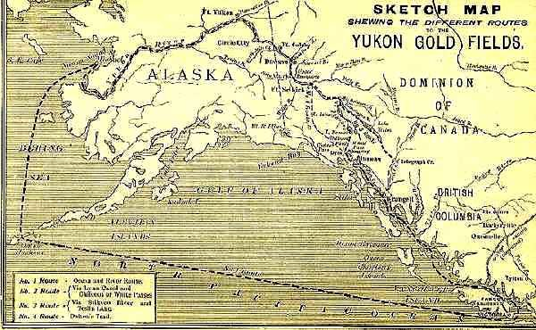 Yukon Gold Rush Map on california gold rush, watson lake yukon map, dawson city, robert w. service, alaska gold claims map, klondike gold rush national historical park, yukon gold claim map, carolina gold rush, white pass and yukon route, kate carmack, rush arkansas map, yukon first nations map, yukon map klondike, yukon trail map, victorian gold rush, yukon city map, white pass, black hills gold rush, yukon alaska, placer mining, yukon oklahoma street map, yukon political map, top of the world highway map, yukon united states map, alaska gold fields map, yukon canada, scribner creek alaska map, alaska gold mines map, yukon river, australian gold rushes, oregon gold claim map, yukon on a map, klondike, yukon, yukon gold fields map,