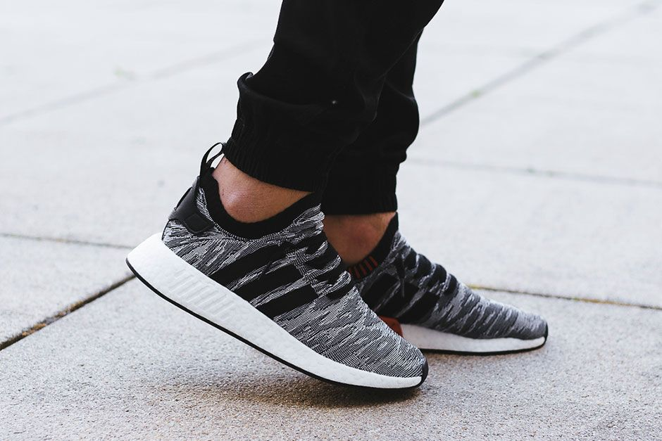 buy online dfadf 20ebf An On-Feet Look at the adidas Originals NMD R2