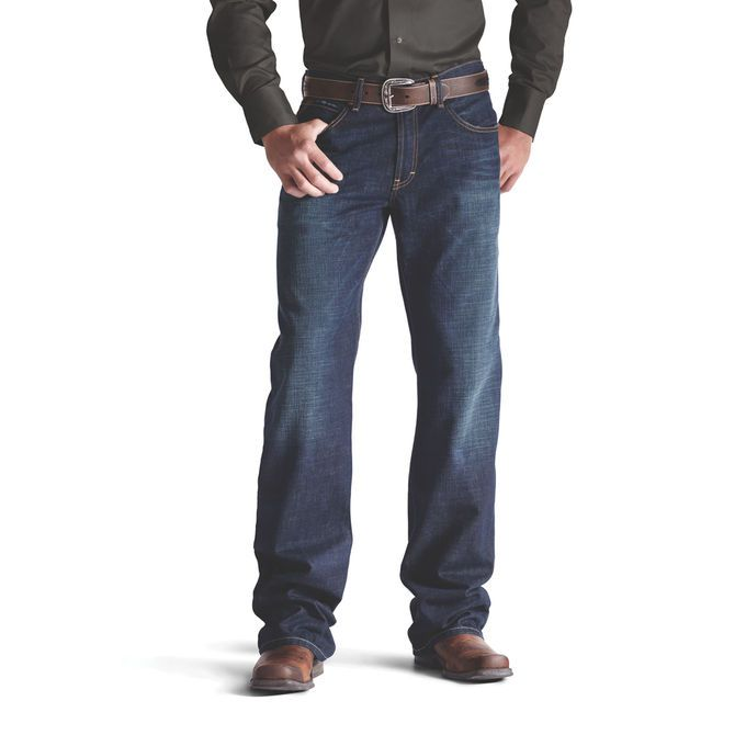 M4 Lowrise Roadhouse- mens jeans