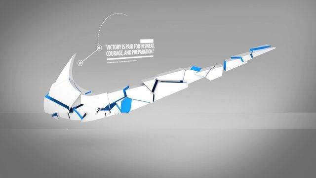 cálmese Procesando Destrucción  Nike - Broken Quotes | Nike, Motion design, Videohive
