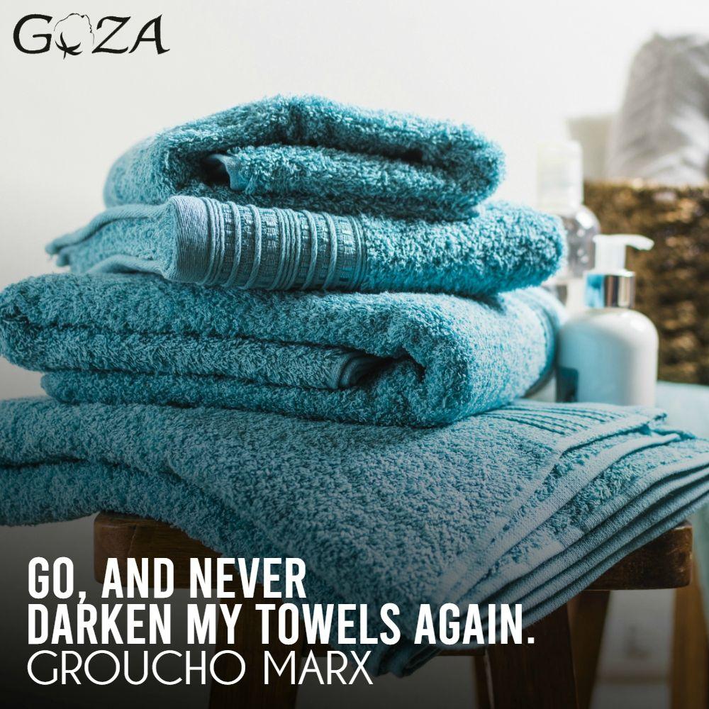 """The Luxury Towel 703 gsm 6 Pieza Toallas Set 100/% de la torcedura de algod/ón 2 Toallas de ba/ño 30/"""" x 54/"""" 2 Toalla de Mano 16/"""" x 28/"""" y 2 pa/ño Zero Altamente Absorbente"""