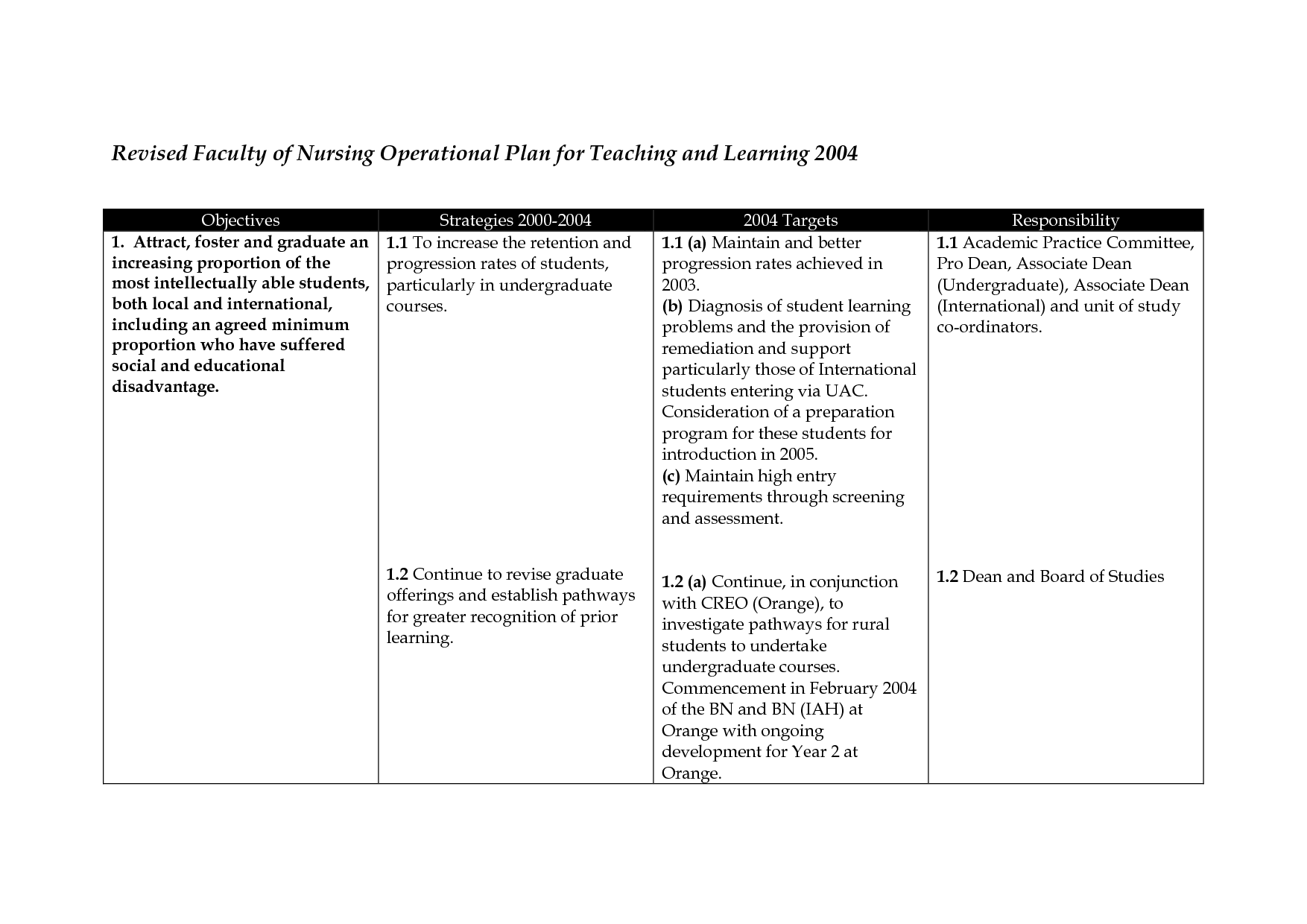 breastfeeding teaching plan