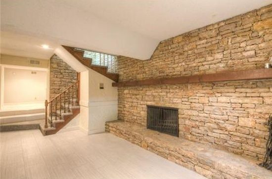 Lower level of the stairs *** 8318 W 102nd St, Overland Park, KS 66212