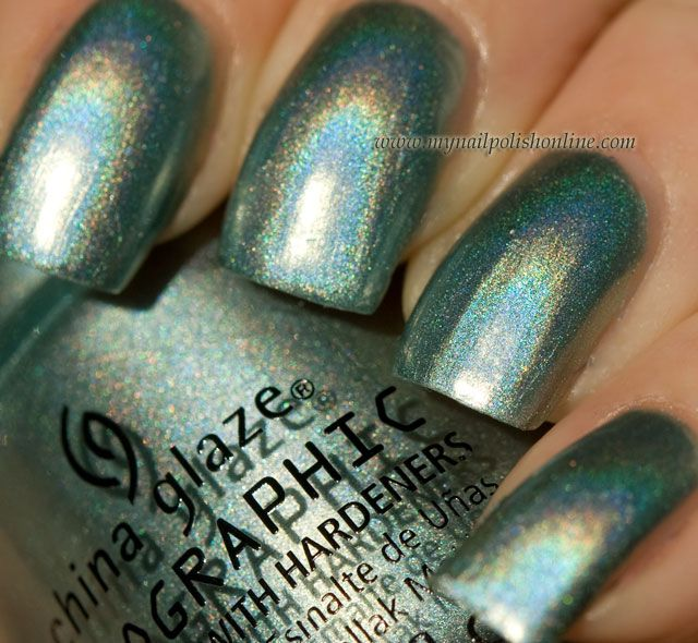 China Glaze - Don\'t be a luna-tic | Nails&Makeup | Pinterest | Garra ...