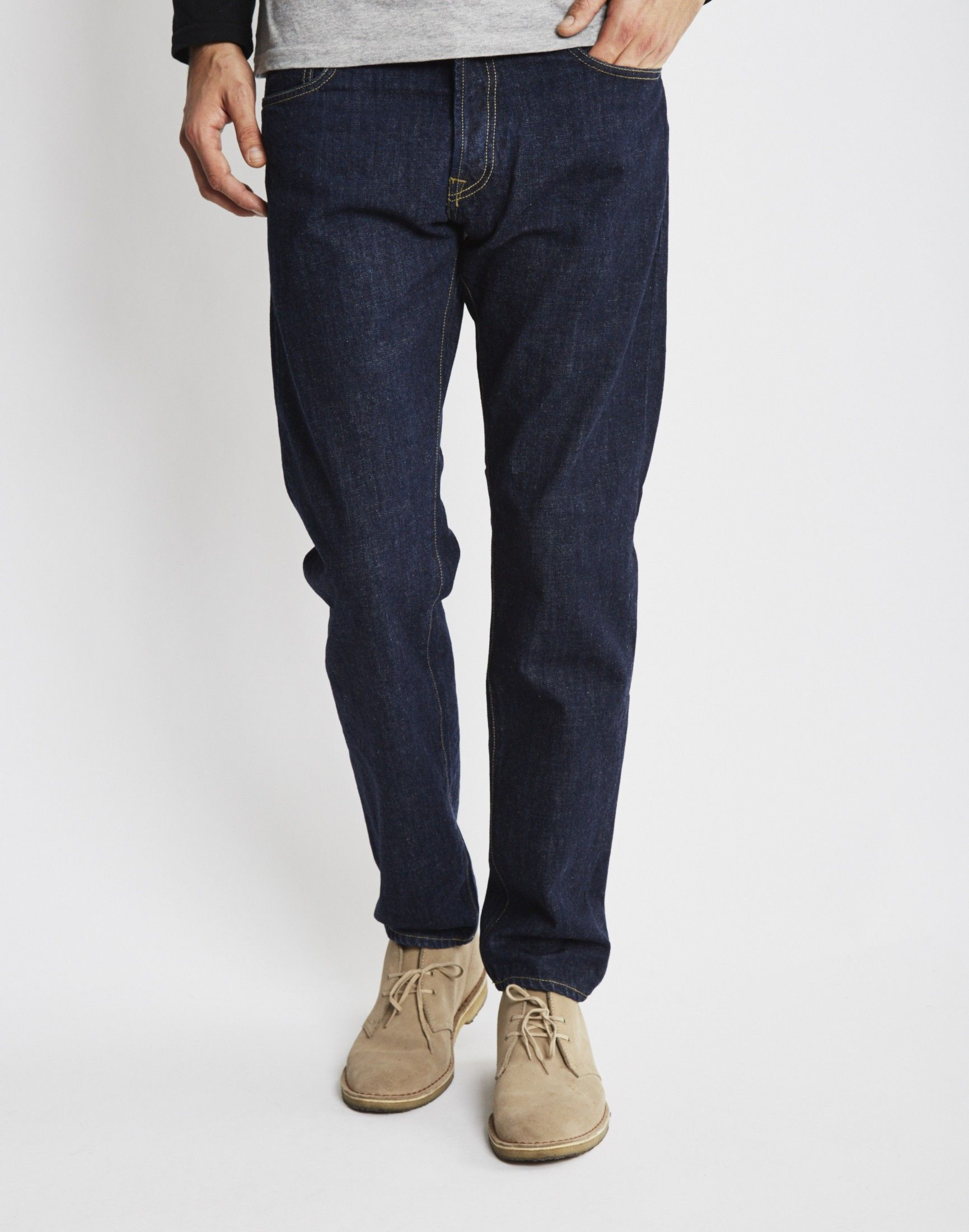 5d406a73c09 Carhartt WIP Klondike 5 Pocket Relaxed Tapered Jean at The Idle Man ...