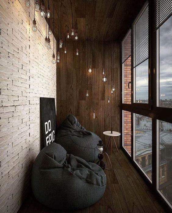 65 Geniale Möglichkeiten Ihren kleinen Außenbalkonraum in einen entspannenden NOOK zu verwandeln  Seite 54 von 65 #smallbalconyfurniture