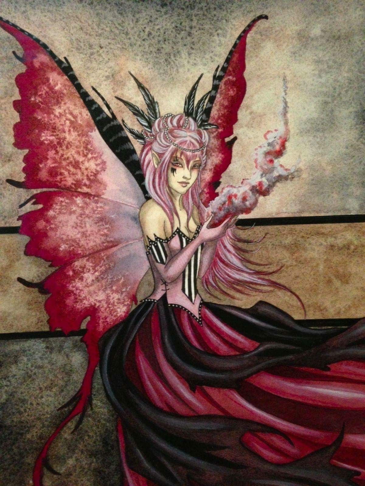 Pin Dawn Washam Simply Beautiful Fairies 2 Amy