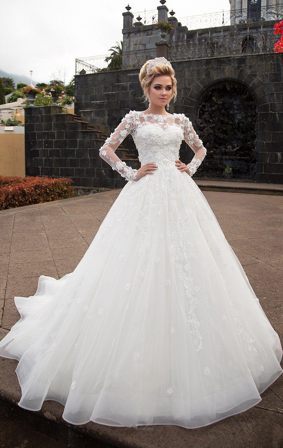af25d4079225856 Свадебное платье Naviblue Bridal LETTY-16506 ▷ Свадебный Торговый Центр  Вега в Москве