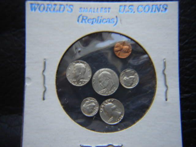 World's Smallest Dollar - Million Bucks... - Coin Community Forum