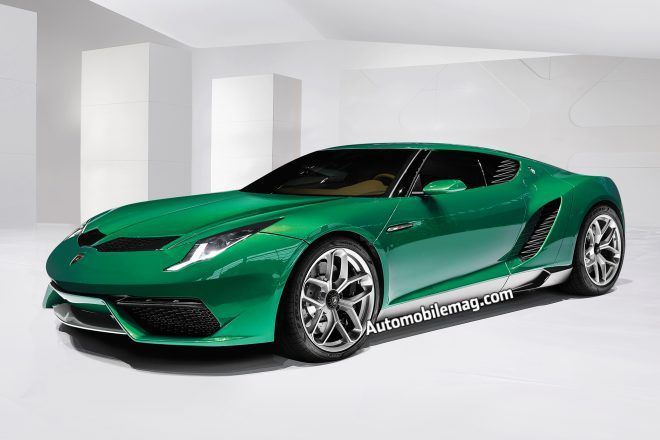 Here's What the New Lamborghini Miura Should Look Like - https://carparse.co.uk/2016/06/30/heres-what-the-new-lamborghini-miura-should-look-like/