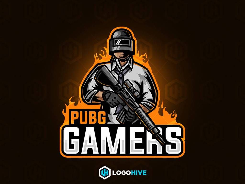 Pubg Gamers Team Logo Design Mobile Logo Sports Logo Inspiration