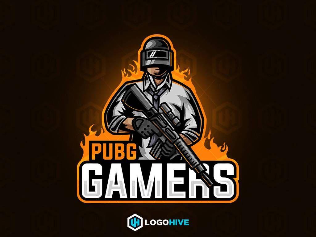 Pubg Gamers Team Logo Design Game Logo Photo Logo Design
