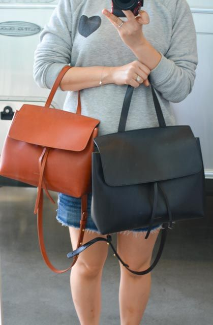 Lady Mini Leather Bag Mansur Gavriel A9tsPp