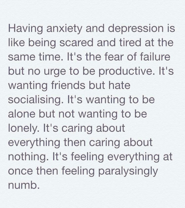 pin on anxiety and depression