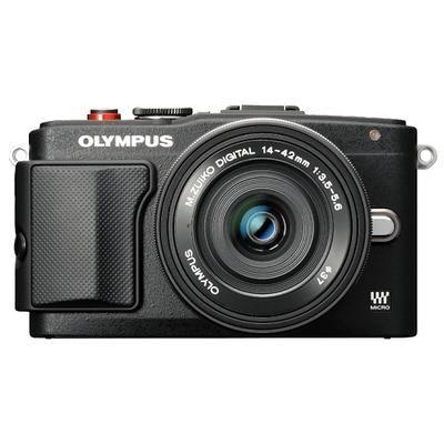 Olympus E Pl6 Cerny 14 42mm Ii R Cerny 2 Digital Camera Digital Camera Olympus Olympus