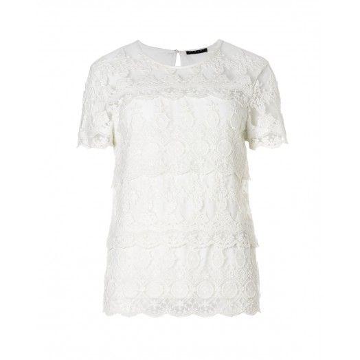 SISLEY - lace top